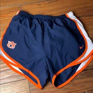 Auburn athletic shorts small Nike War Eagle